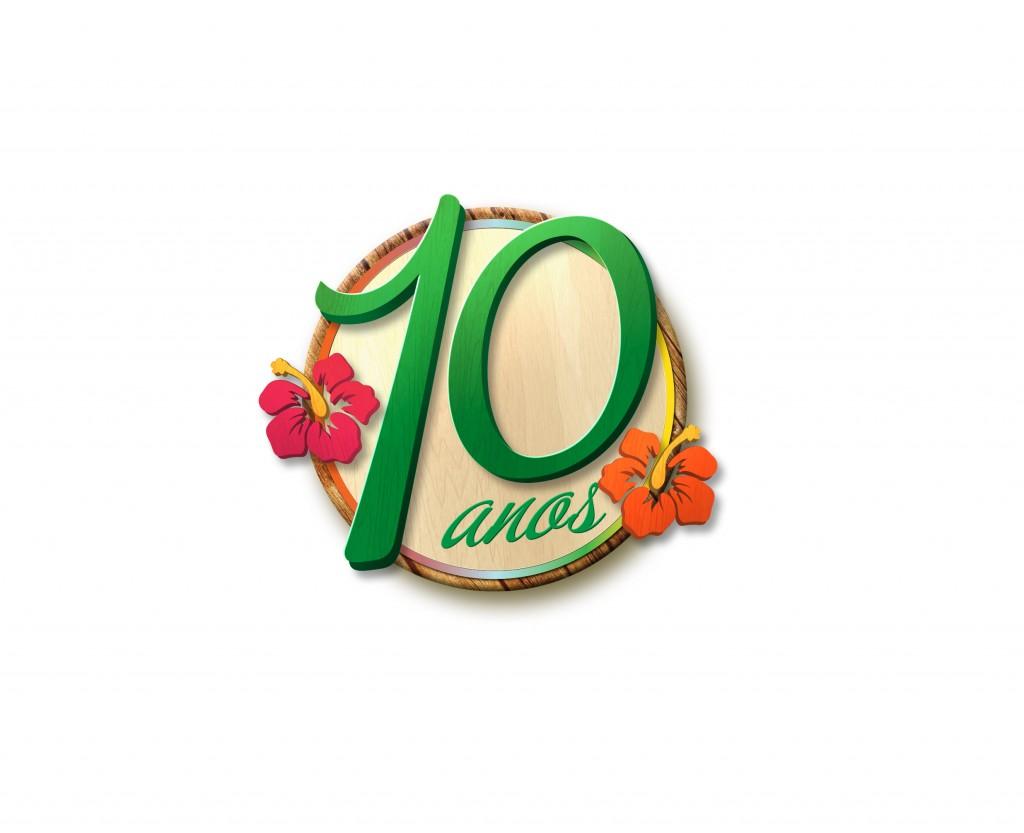 Selo 10 anos - Marupiara