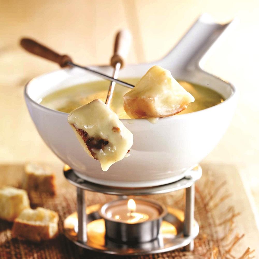 fondue pequeno